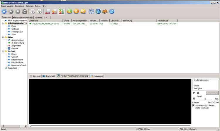 Save Tv Download Manager